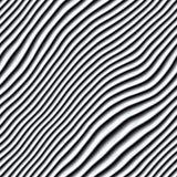 Naadloze Houten Textuur Stock Afbeelding