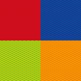 Naadloze kleurrijke achtergrond Abstracte textuur Stock Foto