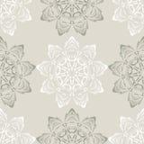 Naadloze kleurrijke die achtergrond van abstract patroon wordt gemaakt Royalty-vrije Stock Foto