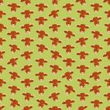Naadloze kleurrijke die achtergrond van hoofden van koeien in vlakke desi wordt gemaakt vector illustratie