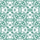 Naadloze kleurrijke ornamenttegels Royalty-vrije Stock Foto