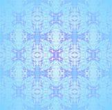 Naadloze lichtblauwe purpere glanzend van het diamantpatroon Stock Fotografie
