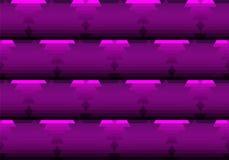Naadloze mozaïek donkere en lichte driehoekige achtergrond Royalty-vrije Stock Foto