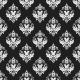 Naadloze Oosterse Vectorachtergrond Royalty-vrije Stock Foto's
