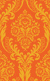 Naadloze oranje achtergrond Stock Foto