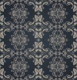 Naadloze ornament uitstekende Barokke vector als achtergrond royalty-vrije illustratie