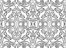 Naadloze ornamenten Royalty-vrije Stock Afbeelding