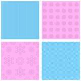 Naadloze patronen vector illustratie