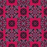 Naadloze patroon abstracte geometrische vector Royalty-vrije Stock Foto's