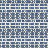 Naadloze patroon abstracte pijlen Stock Afbeeldingen