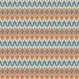 Naadloze patroon geometrische retro textuur modieuze als achtergrond Royalty-vrije Stock Afbeelding