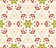Naadloze patroon geometrische textuur Stock Afbeeldingen