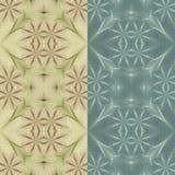 Naadloze patroon vectorachtergrond Stock Afbeeldingen