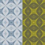 Naadloze patroon vectorachtergrond Royalty-vrije Stock Fotografie