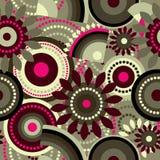 Naadloze patroonachtergrond vector illustratie