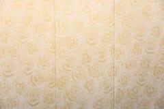 Naadloze patroonachtergrond Het damast Wallpaper Stock Foto's