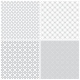 Naadloze pattern_set04 Stock Foto