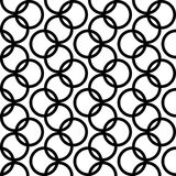 Naadloze ringsachtergrond royalty-vrije illustratie