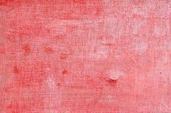 Naadloze rode gebarsten verf grunge achtergrond Stock Afbeeldingen