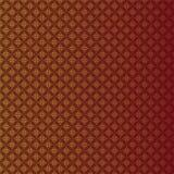 Naadloze rode gradiënt om patroonachtergrond Stock Illustratie