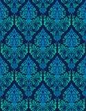 Naadloze sierluxe vectorachtergrond Royalty-vrije Stock Fotografie