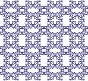 Naadloze textiel Royalty-vrije Stock Afbeeldingen