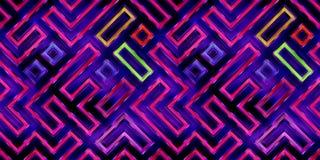 Naadloze textuur abstracte glanzende kleurrijke achtergrond vector illustratie