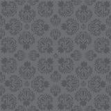 Naadloze textuur, achtergrond in grijze kleuren. vecto Royalty-vrije Stock Foto
