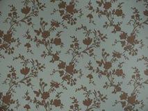 Naadloze textuur met bloemen Eindeloos bloemenpatroonbehang Stock Fotografie