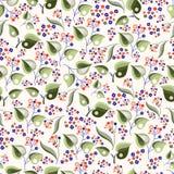 Naadloze textuur met decoratieve patronen 10 Stock Foto's