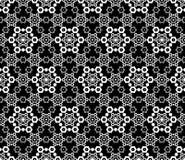 Naadloze textuur, subtiel geometrisch patroon Royalty-vrije Stock Afbeelding
