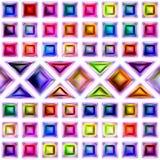 Naadloze textuur van abstracte glanzende kleurrijk vector illustratie