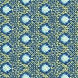 Naadloze textuur van abstracte vlekken Stock Fotografie