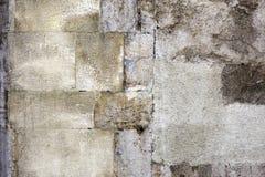 naadloze textuur van bruine steen Royalty-vrije Stock Afbeelding
