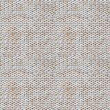 Naadloze textuur van het breien van wol Royalty-vrije Stock Foto
