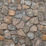 Naadloze Textuur 02 van het granietpuin royalty-vrije stock afbeelding