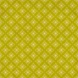 Naadloze textuur van het oude document met retro geometrische ornamenta Royalty-vrije Stock Afbeelding