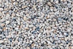 Naadloze textuur van kleine kiezelstenen stock fotografie
