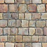 Naadloze textuur van steenvloer Stock Afbeelding