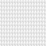Naadloze textuur van witte stof Abstracte achtergrond in hoog zeer belangrijk Vector illustratie Stock Fotografie