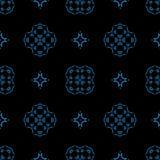 Naadloze textuur in vectorformaat EPS 10 Malplaatje voor uw creativiteit Stock Foto's