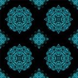 Naadloze textuur in vectorformaat EPS 10 Malplaatje voor uw creativiteit Stock Foto