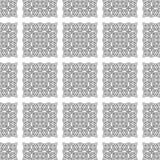 Naadloze textuur in vectorformaat EPS 10 Malplaatje voor uw creativiteit Stock Afbeelding