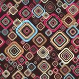 Naadloze uitstekende textuur. royalty-vrije illustratie