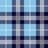 Naadloze van het geruit Schots wollen stofpatroon plaid als achtergrond Kerstmisdecoratie, Schots ornament stock illustratie
