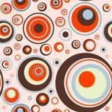 Naadloze vector abstracte achtergrond stock illustratie