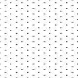 02 Naadloze vector geometrische zwart-witte patronen stock illustratie