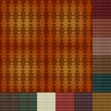 Naadloze vectorachtergrond Stock Afbeelding
