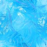 Naadloze watertextuur Stock Fotografie