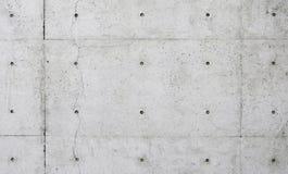 Naakte concrete muur stock afbeelding